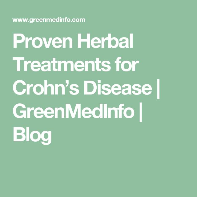 151 best crohns sibo ibd uc et al images on pinterest proven herbal treatments for crohns disease greenmedinfo blog fandeluxe Choice Image