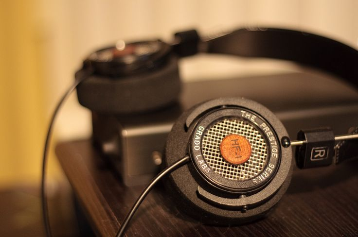 Grado Labs HF-1   Custom Headphones