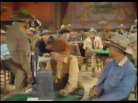 WHEN THE WEST WAS FUN - A TV WESTERN REUNION - A TV Western Reunion of all the TV Western Stars from the 50s, 60s, & 70s hosted by Glenn Ford in a Western Saloon Set. This show aired in 1975.