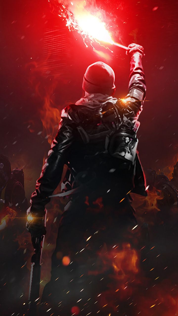 Masked Soldiers Dark Fire Tom Clancy S The Division Online Game 720x1280 Wallpaper Tom Clancy The Division Wallpaper Pictures Picture Collection