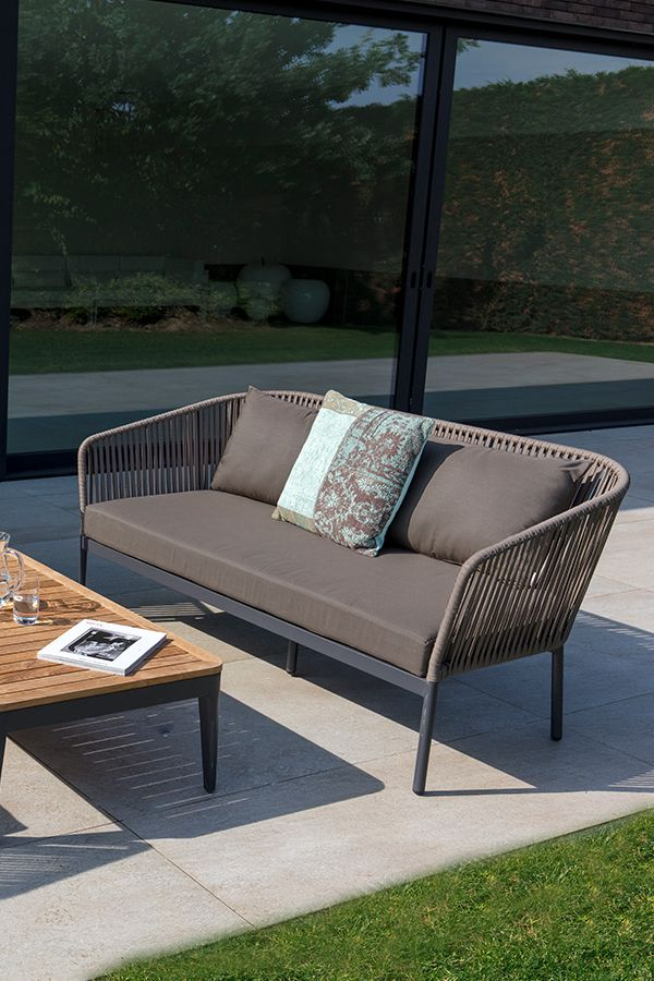 Gartensofa Clavo Gartenmobel Design Gartensofa Outdoor Lounge Mobel
