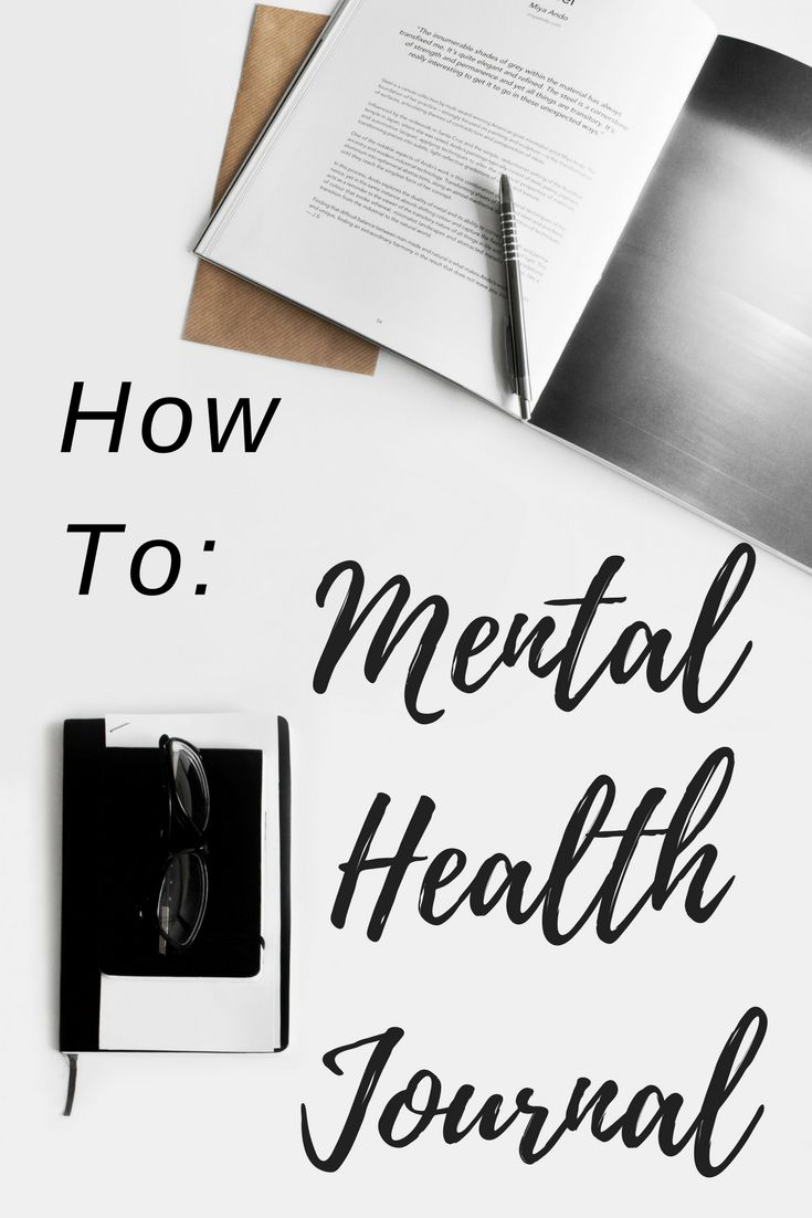 How to: Mental Health Journal | WalkWithJess