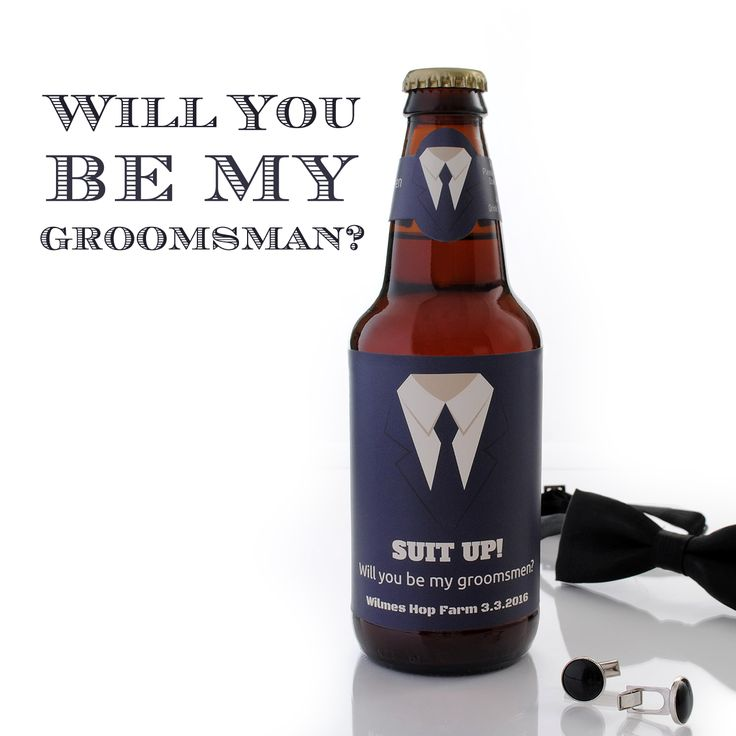 24 best images about Wedding Beer Labels You Won't Want to Miss on ...