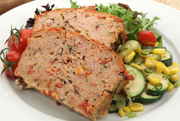 Sun-Dried Tomato Meat Loaf recipe - Canadian Living
