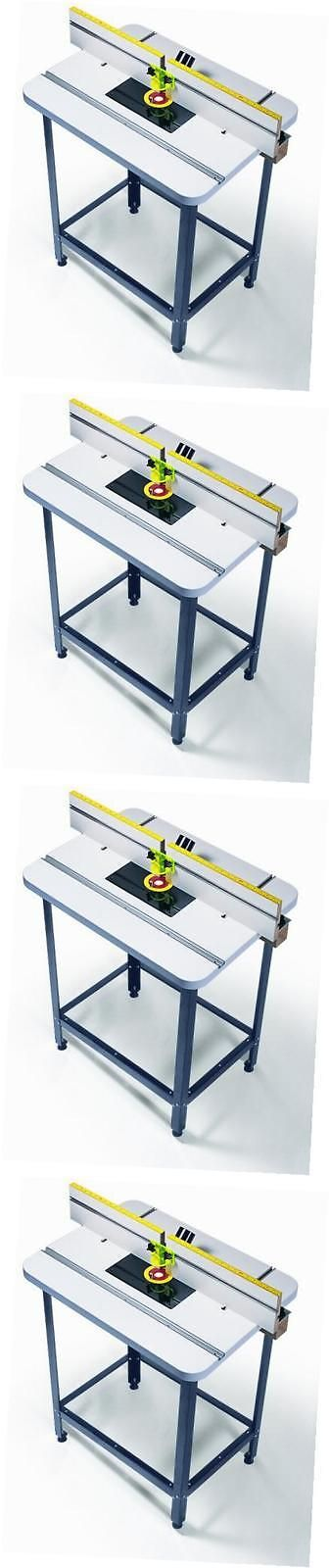 Router Tables 75680: 9770 Woodworking Router Table Top And Fence -> BUY IT NOW ONLY: $256.6 on eBay!
