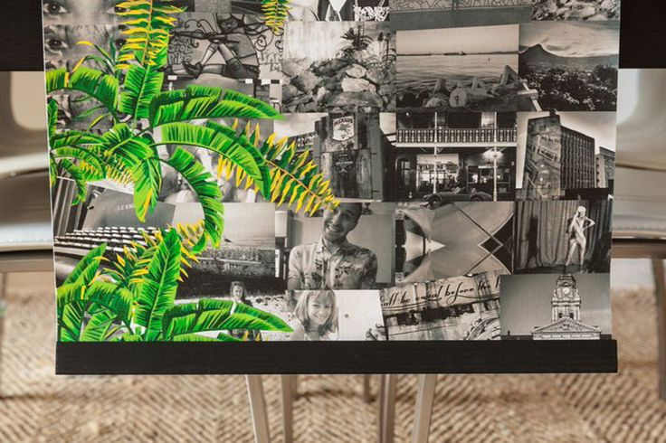 Do It Yourself! Complete your festive dinner decorations with a photographic collage table runner! http://www.ormsprintroom.co.za/news/?post=40416
