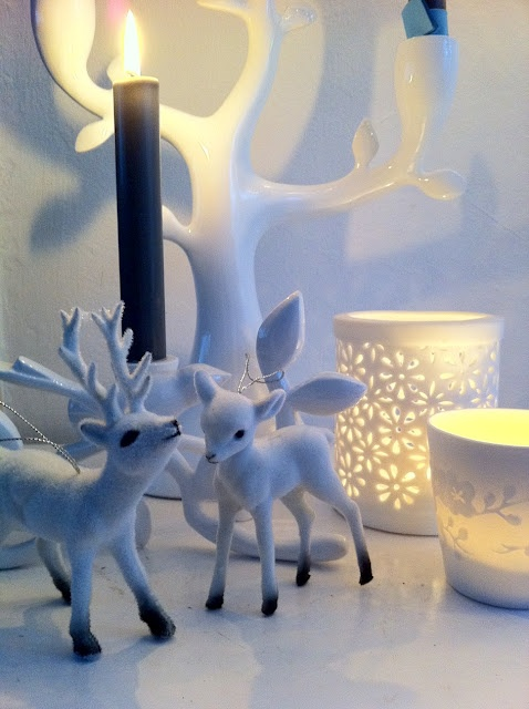 Witte kerst? | villa d'Esta | interieur en wonen