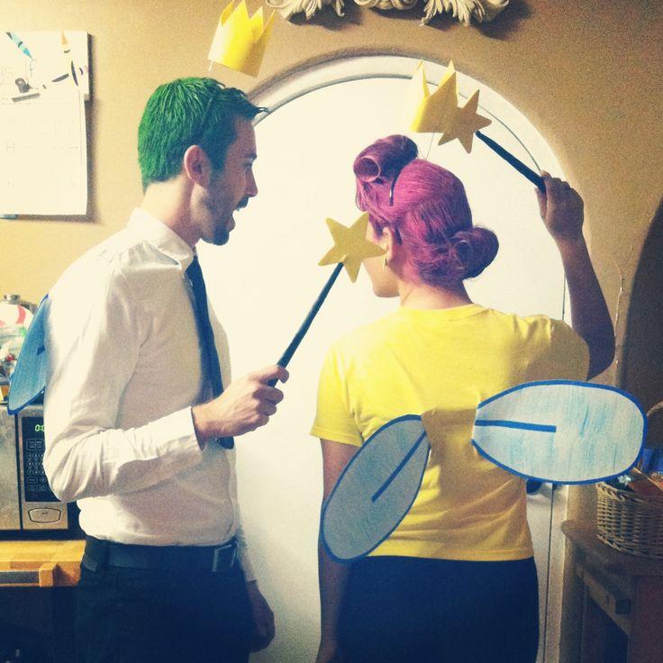 Cosmo and Wanda Halloween costume