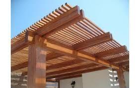 techos de chapa con tirantes de madera - Buscar con Google
