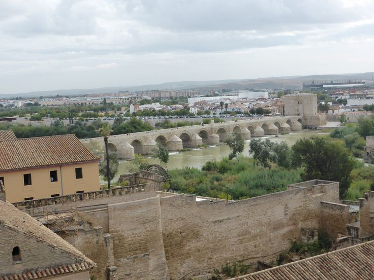Cordoba - view from Alcazar