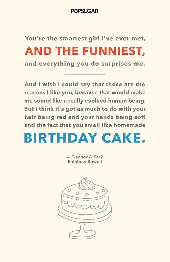 Eleanor U0026 Park. Best Book QuotesTop ...