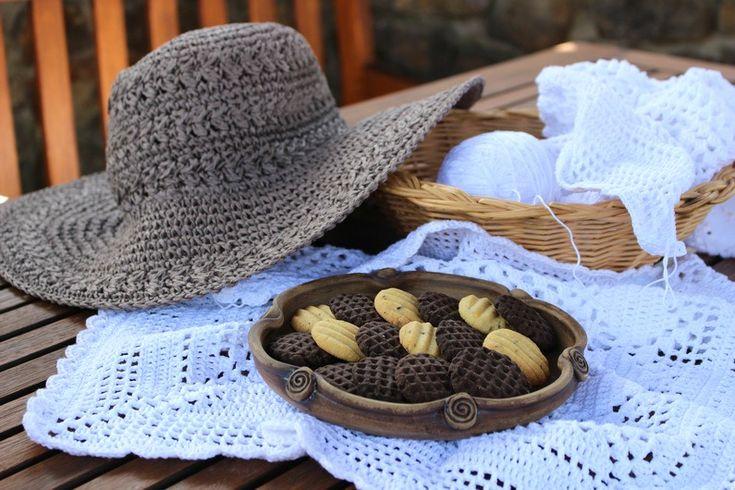 kokosovo-kakaové sušenky