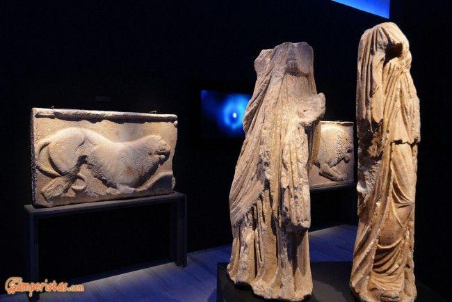 Greece, Tegea Museum