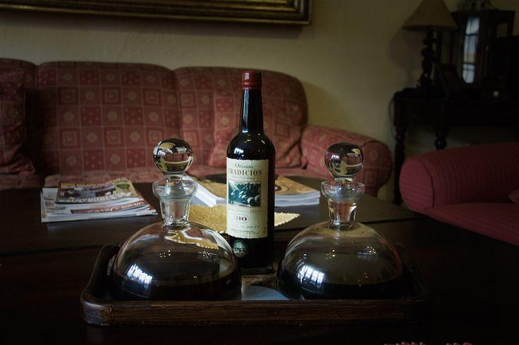 Tag til sherrysmagning i Jerez de la Frontera - Bodegas Tradición