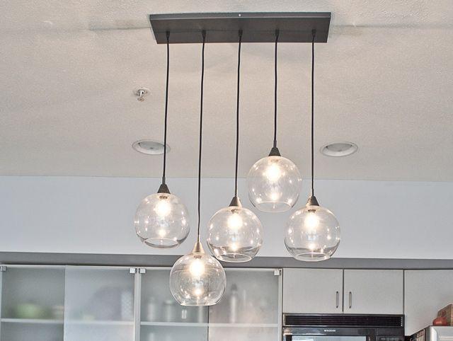 Wenn Sie An Unsere Kuchentour Zuruckdenken Erinnern Sie Sich Vielleicht An Die Pendelleuc Dining Room Lamps Kitchen Table Lighting Kitchen Lighting Over Table