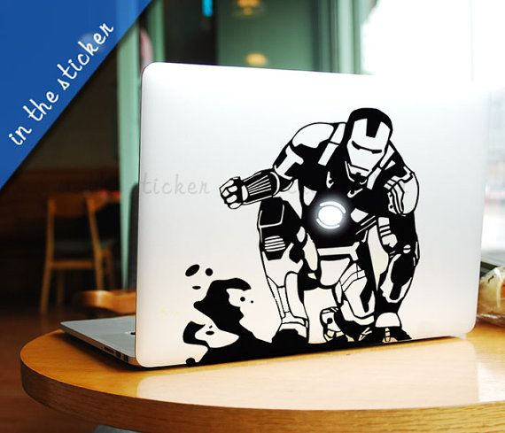 Macbook decal decal for macbook pro air or ipad by inthesticker 10 99