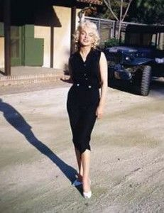 Lets Try Marilyn Monroe Style