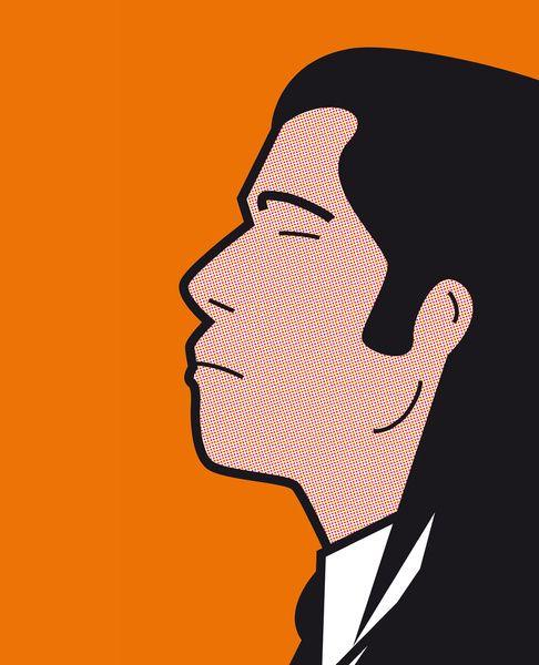 Pop Icons by Grégoire GUILLEMIN, via Behance