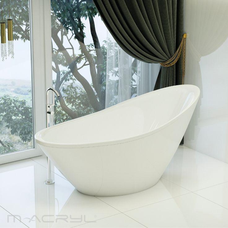 A Paradise a kádban olvasók kedvence! Ahogy körbeölel, olyan otthonos, olyan szerethető a formája, ráadásul egy modern fürdőben is megállja a helyét. Akár fekete előlappal #paradise #paradisemacrylkád #macryl #macrylkád #macrylkádak #térbenállókád #térbenálló #akrilkád #fürdés #fürdőszoba #relax #kikapcsolódás #lakberendezés #inspiráció #belsőépítészet #szabadonálló #minőség #design #health #bathroom #interiordesign