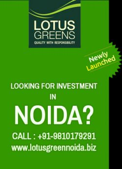 lotus green project is residential projects in noida.we are offer all type luxury facility in our 2/3/4 BHK flat.lotus green projects is best...