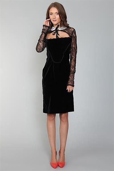 Кристина агилера в вечернем платье ashley isham