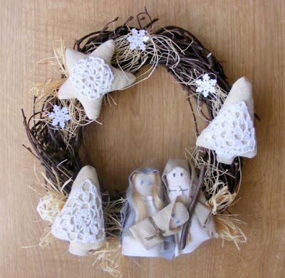 Holly Famylly's wreath