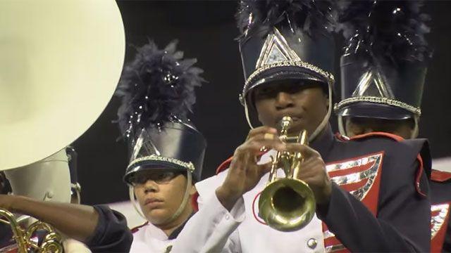 Lucas Oil Stadium Hosts Bands of America Super Regionals this Weekend