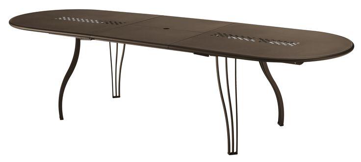 die besten 25 gartentisch oval ideen auf pinterest gartentisch holz oval industrielle au en. Black Bedroom Furniture Sets. Home Design Ideas