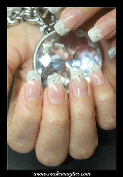 Bröllop - Vackra naglar för dig