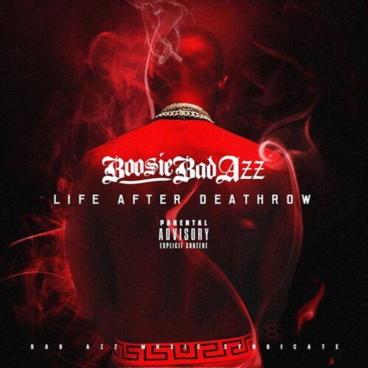 """Boosie Bad Azz Releases Cover Art For """"Life After Death Row"""" Mixtape 