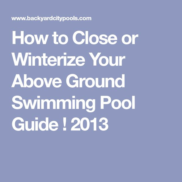 Best 25 above ground swimming pools ideas on pinterest for Above ground pool buying guide