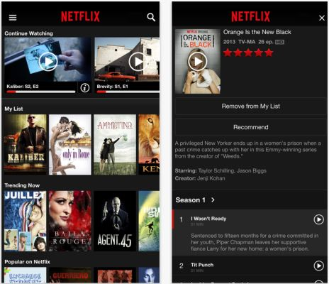 how to go back to original netflix layout
