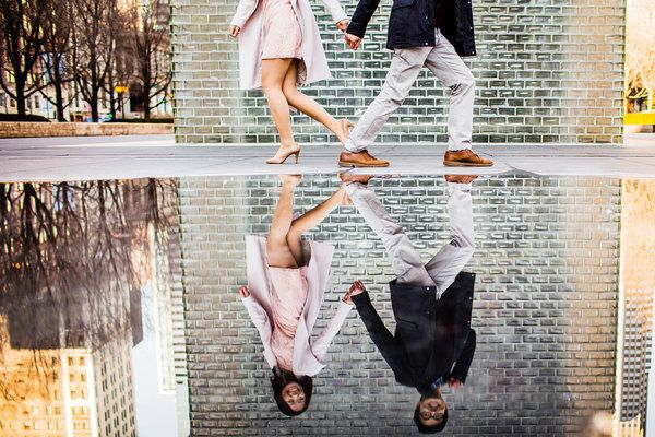 Truly special engagement photos to inspire your own photoshoot | Allison Williams Photography.