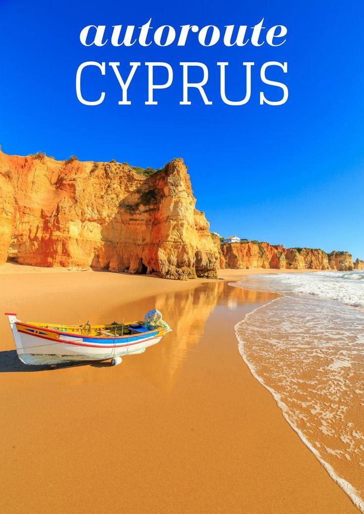 Ontdek het prachtige Cyprus met deze gratis downloadbare autoroute vol tips!