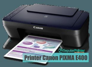 Gambar printer canon pixma e400