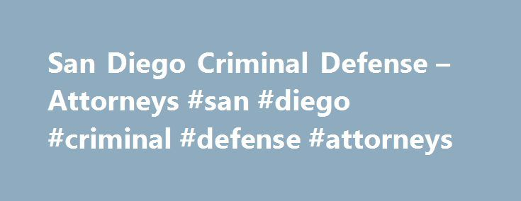 San Diego Criminal Defense – Attorneys #san #diego #criminal #defense #attorneys http://tickets.nef2.com/san-diego-criminal-defense-attorneys-san-diego-criminal-defense-attorneys/  Attorneys Mr. Flores began his legal career while attending undergraduate school at California State University, Chico. As an undergraduate Mr. Flores obtained a paralegal certificate and worked as a legal intern at the Community Legal Information Center, in Chico, CA. Mr. Flores was the director of the Penal Law…