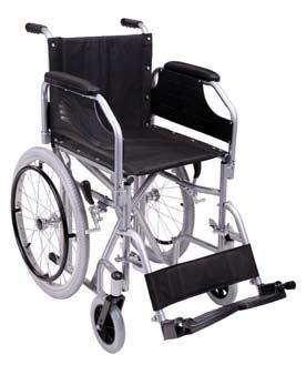 CAR-PPS – CARROZZINA PASSAGGI STRETTI Carrozzina da autospinta con telaio pieghevole e ruote posteriori da mm. 500 posizionate sotto il sedile per ridurre l'ingombro e consentire di muoversi attraverso i passaggi stretti, come porte di ridotte dimensioni, corridoi, ecc. Caratteristiche di serie: •Telaio pieghevole di acciaio verniciato in colore grigio. •Forcelle anteriori che permettono la […]