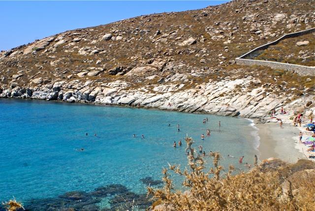 Kapari Beach, Mykonos
