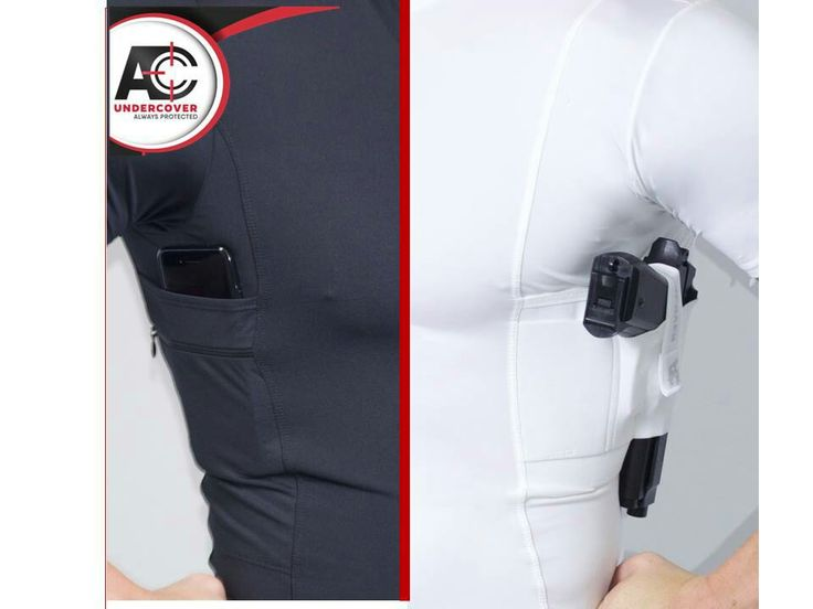 www.acundercover.com   THE MOST TRUSTED CONCEALED CARRY CLOTHING BRAND!