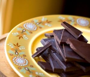 Natural Remedy: Dark Chocolate