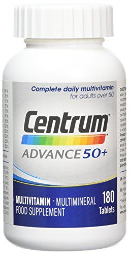 The Product Centrum Advance 50 Plus Multivitamin Tablets, Pack of 180  Can Be Found At - http://vitamins-minerals-supplements.co.uk/product/centrum-advance-50-plus-multivitamin-tablets-pack-of-180/