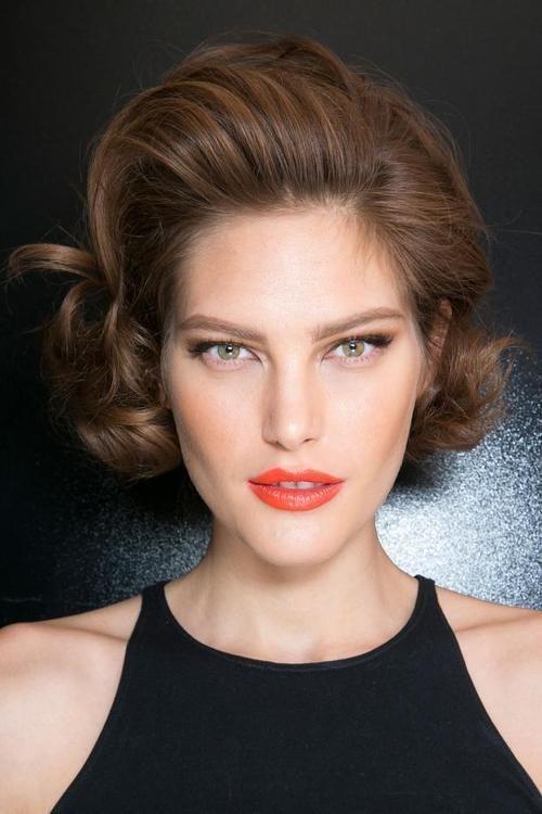 Cabelo mara #hair #curto #makeup #maquiagem