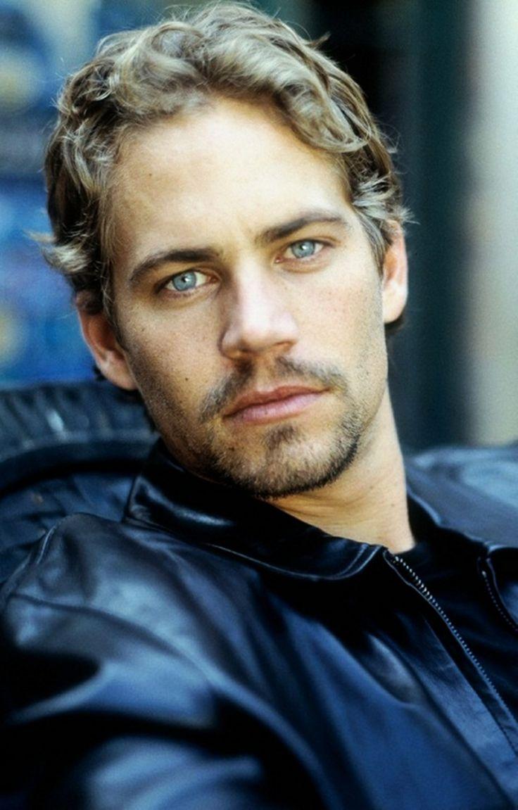 Paul Walker..mmmm ,love his blue eyes..