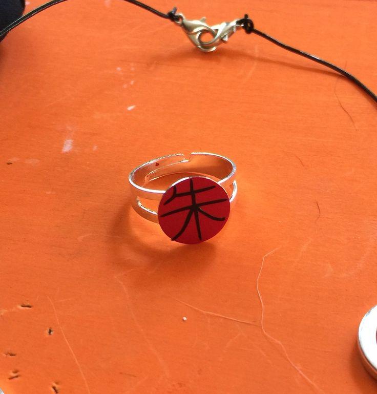 Itachi ring Naruto