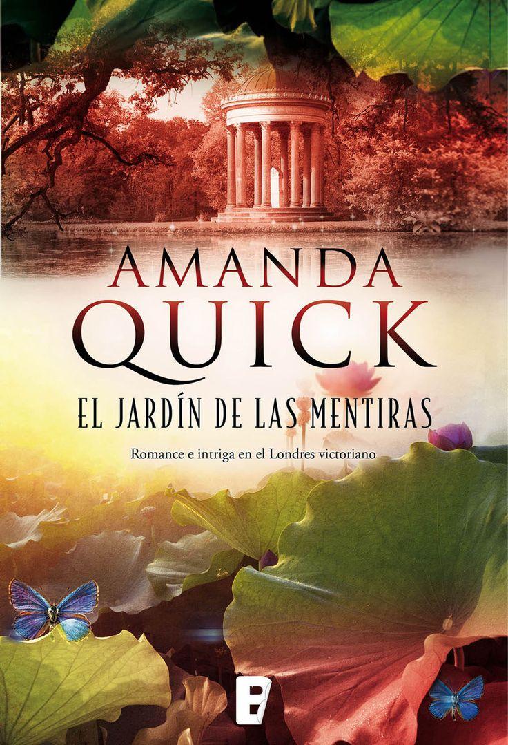 Título: El Jardín De Las Mentiras  Autor: Amanda Quick
