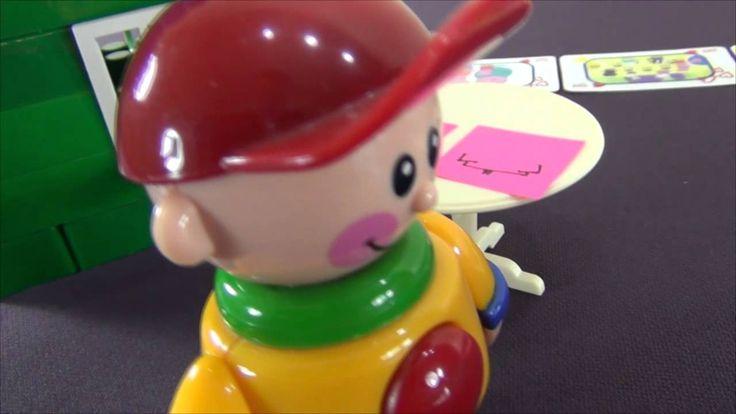 Peppa Pig en français. Papa Pig fait surprise pour Peppa Pig et George. ...
