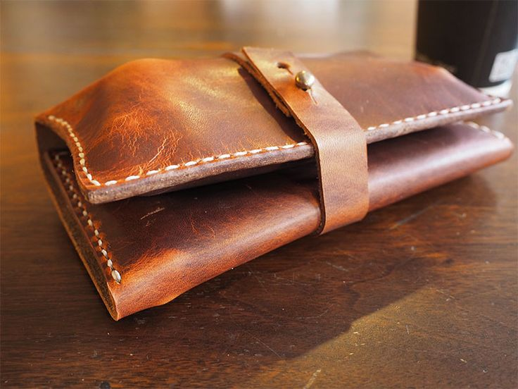 Range Leather Sanford Pipe Tobacco Case Review – $145