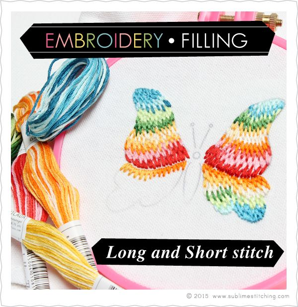 227 Best Embroidery Stitches - Filler Images On Pinterest | Embroidery Stitches Needlepoint ...