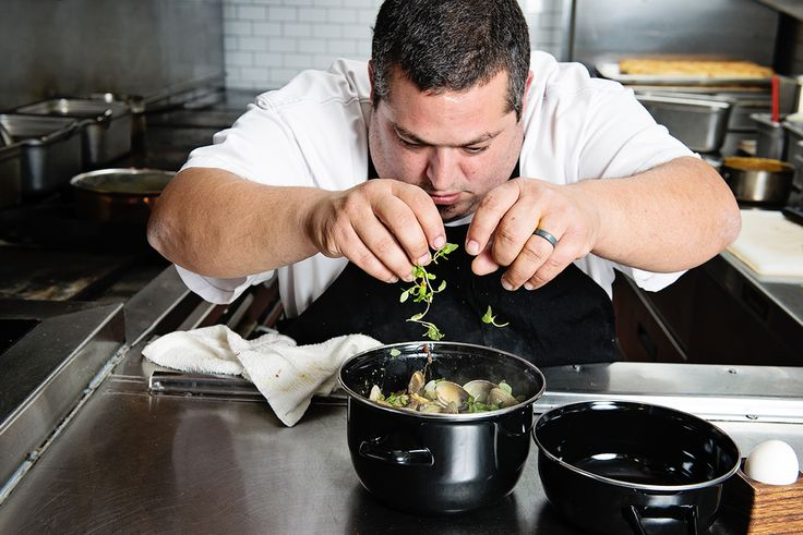 """""""Doing the right thing is doing the best you can do as a person, a chef and as a business owner.""""  - Executive Chef #Eric Greenspan of Maré Restaurant, Los Angeles  Read more in this month's feature chef spotlight > http://www.matferbourgeatusa.com/chef-spotlight-eric-greenspan"""