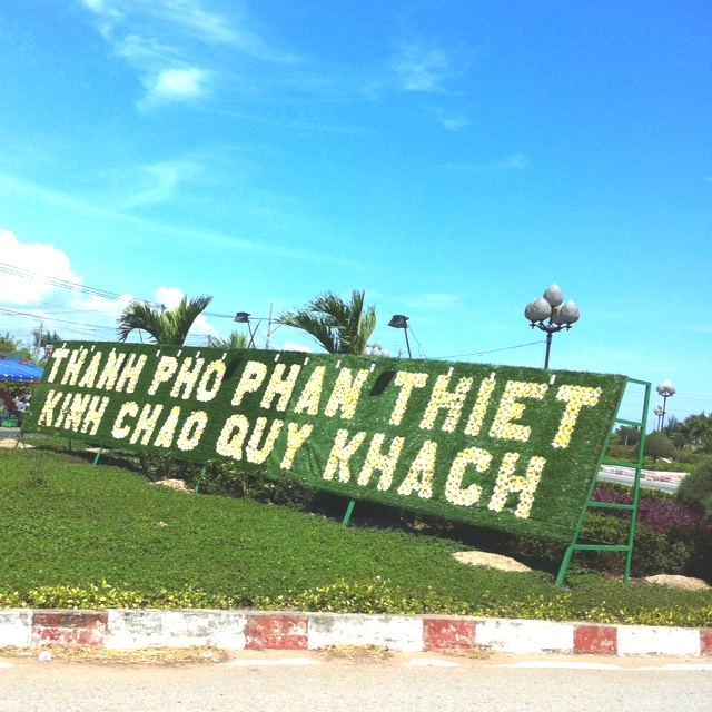 Holiday on Phan thiet!